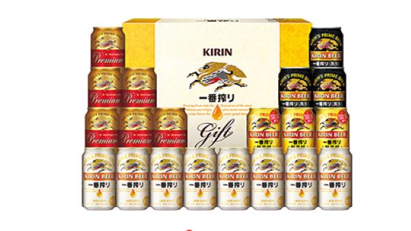 キリンビールお中元ギフトイメージ