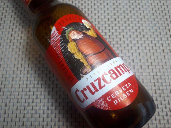 クルスカンポの瓶