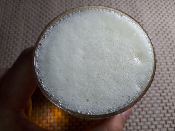 サッポロ「麦とホップ」リニューアルを飲むところ