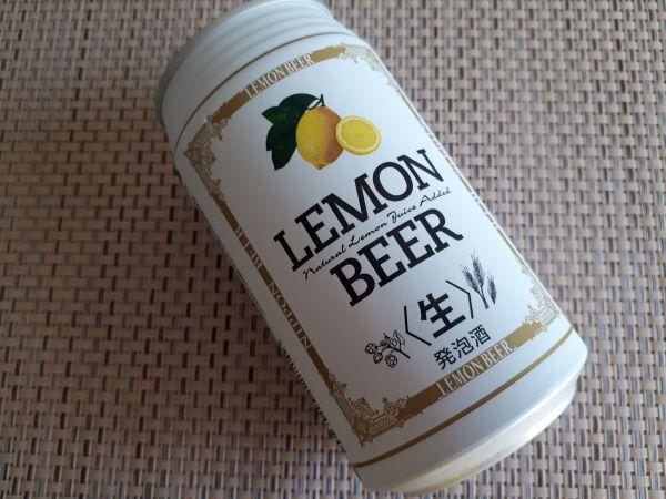 レモンビールの外見