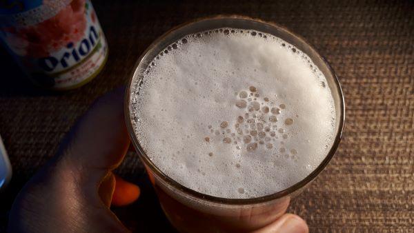 オリオンビール 季節限定「いちばん桜2020」を飲む