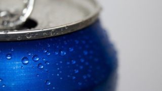 缶ビールのイメージ