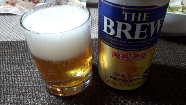 サントリー 「THE BREW ザ・ブリュー」