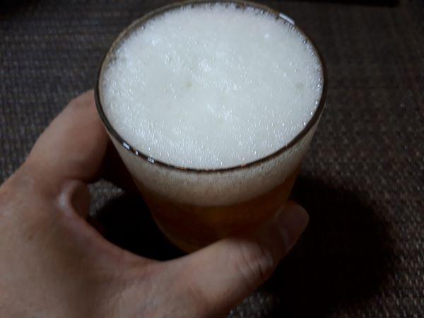 新!セブンプレミアム ザ・ブリュー 糖質70%を飲む(オリジナル写真)