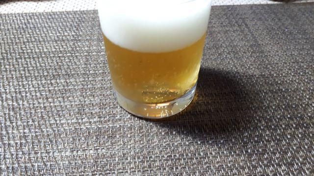 アサヒ「スーパードライ ザ・クール」を飲む(オリジナル写真)
